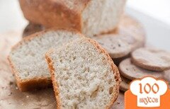 Фото рецепта: «Белый хлеб в мультиварке»