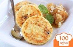 Фото рецепта: «Сырники из творога с манкой»
