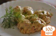 Фото рецепта: «Пельмени с сыром»