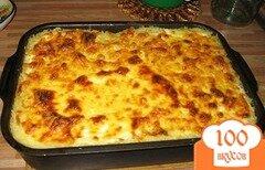 Фото рецепта: «Запеканка из печени»
