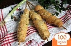 """Фото рецепта: «""""Охотничий"""" хлеб»"""