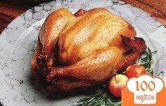 Фото рецепта: «Курица гриль в микроволновке»