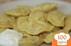 Фото рецепта: «Пельмени с картошкой»