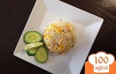 Фото рецепта: «Рис с морепродуктами по-тайски»