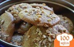 Фото рецепта: «Печенье с орешками»