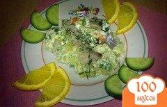 Фото рецепта: «Салат овощной»