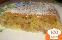 Фото рецепта: «Песочный пирог в мультиварке»
