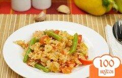 Фото рецепта: «Паэлья овощная»