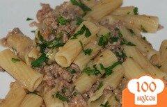 Фото рецепта: «Макароны с тушенкой»
