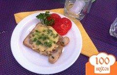 Фото рецепта: «Горячие бутерброды с тунцом»