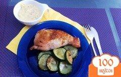 Фото рецепта: «Чесночный соус»