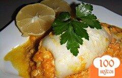Фото рецепта: «Фаршированные кальмары в мультиварке»