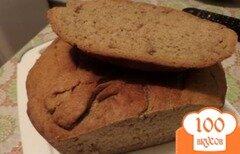 Фото рецепта: «Ржаной хлеб в мультиварке»