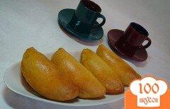 Фото рецепта: «Пирожки с куриным фаршем»