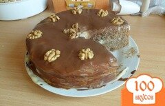 "Фото рецепта: «Торт ""Эскимо""»"