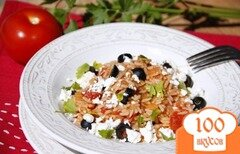 Фото рецепта: «Рис по-гречески»