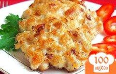 Фото рецепта: «Куриные котлеты из рубленого мяса»