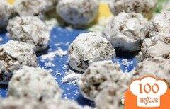 Фото рецепта: «Овсяное печенье без выпечки»