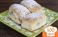 Фото рецепта: «Пирожки с вареньем в духовке»