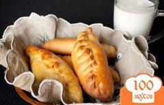 Фото рецепта: «Пирожки с курицей и грибами»