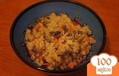 Фото рецепта: «Тяхан с овощами»