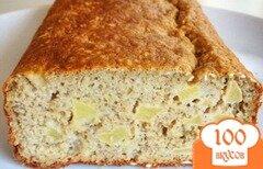 Фото рецепта: «Овсяный кекс с бананом»
