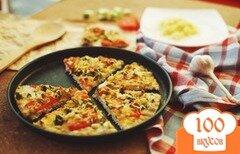 Фото рецепта: «Пицца из курицы»