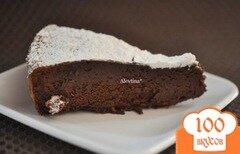 Фото рецепта: «Шоколадный -экспрессо мусс торт»