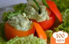 Фото рецепта: «Закуска из томатов»