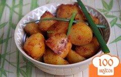 Фото рецепта: «Томатный картофель»
