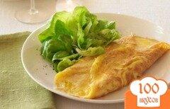 Фото рецепта: «Французский омлет на завтрак»