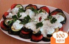 Фото рецепта: «Салат из запечённых овощей»