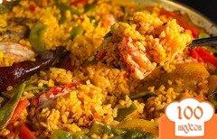 Фото рецепта: «Паэлья по-испански»