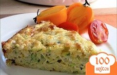Фото рецепта: «Кабачковая запеканка с сыром»