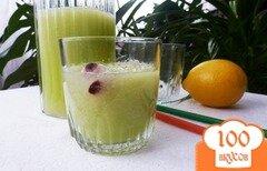 Фото рецепта: «Лимонад из огурцов»