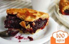 Фото рецепта: «Идеальный ягодный пирог»