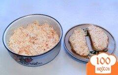 Фото рецепта: «Сырно-крабовая нежная закуска»
