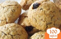 Фото рецепта: «Овсяное печенье»