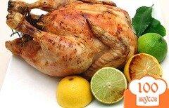 Фото рецепта: «Курица гриль в духовке»