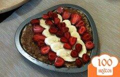 Фото рецепта: «тортик без выпечки»