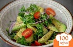 Фото рецепта: «Авокадо салат»