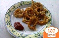 Фото рецепта: «Кальмары в аппетитном кляре»
