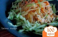 Фото рецепта: «Салат по-азиатски»