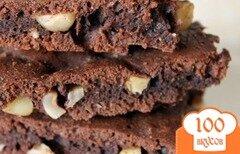 Фото рецепта: «Печенье Брауни»