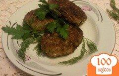 Фото рецепта: «Котлеты сочные с капустой»