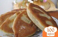 Фото рецепта: «Пирожки с капустой на кефире»