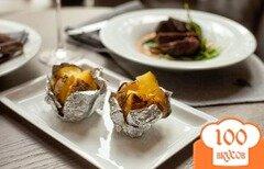 Фото рецепта: «Картофель запеченный в духовке»