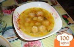 Фото рецепта: «Суп с фрикадельками»