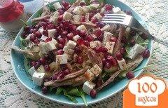 Фото рецепта: «Овощной салат с говядиной»