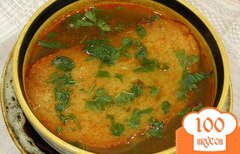 Фото рецепта: «Испанский чесночный суп»